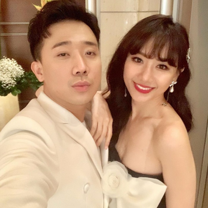 Trấn Thành ngọt ngào cùng Hari Won tại Hàn Quốc để kỷ niệm 3 năm ngày cầu hôn ảnh 4