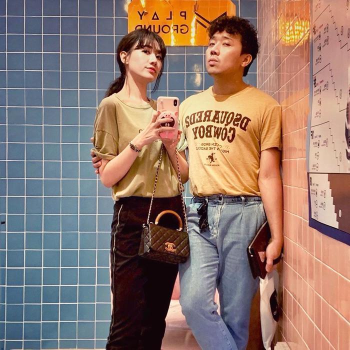 Trấn Thành ngọt ngào cùng Hari Won tại Hàn Quốc để kỷ niệm 3 năm ngày cầu hôn ảnh 2