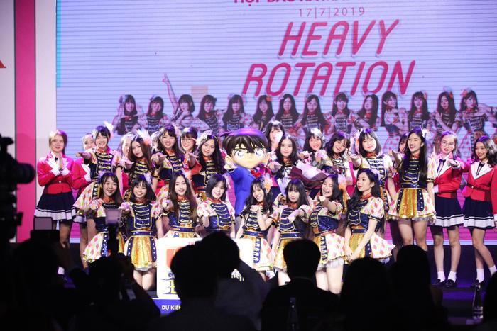 SGO48 mong muốn sẽ nhận được sự ủng hộ từ khán giả Việt Nam.