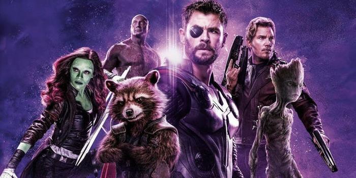 Sẽ sớm có đội hình Space Avengers.