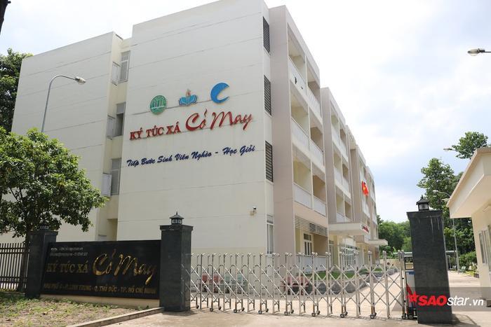 Ngày 19/7/2016, Doanh nghiệp tư nhân Cỏ May và Trường ĐH Nông lâm TP.HCM đã nhận bàn giao KTX Cỏ May từ nhà thầu xây dựng để chính thức đưa vào hoạt động.