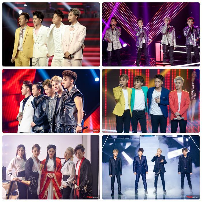 Quán quân The Voice 2019 sẽ gọi tên Layla, Lâm Bảo Ngọc, Bích Tuyết, Hoàng Đức Thịnh hay Dominix?