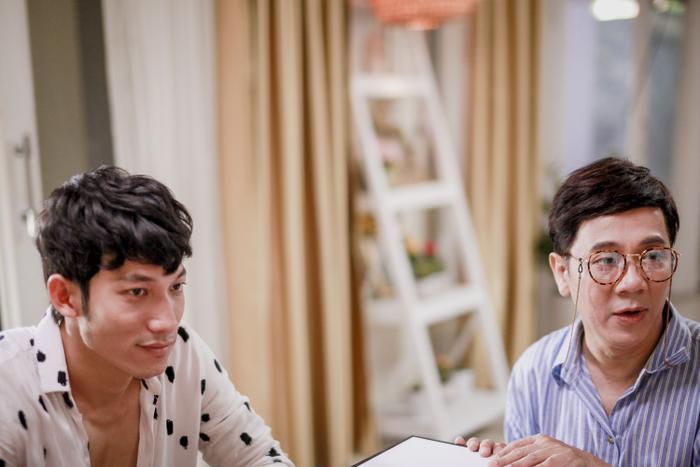 Ngôi nhà bươm bướm  Liên Bỉnh Phát: Đóng phim có yếu tố LGBT như định mệnh vậy ảnh 8