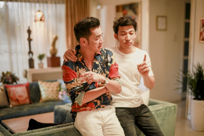 Ngôi nhà bươm bướm  Liên Bỉnh Phát: Đóng phim có yếu tố LGBT như định mệnh vậy ảnh 2