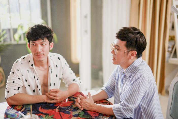 Ngôi nhà bươm bướm  Liên Bỉnh Phát: Đóng phim có yếu tố LGBT như định mệnh vậy ảnh 3