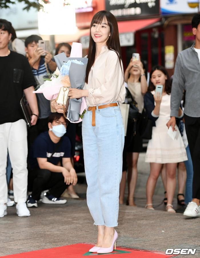 """""""Chị đẹp"""" Im Soo Jung trẻ xinh ở tuổi 40."""