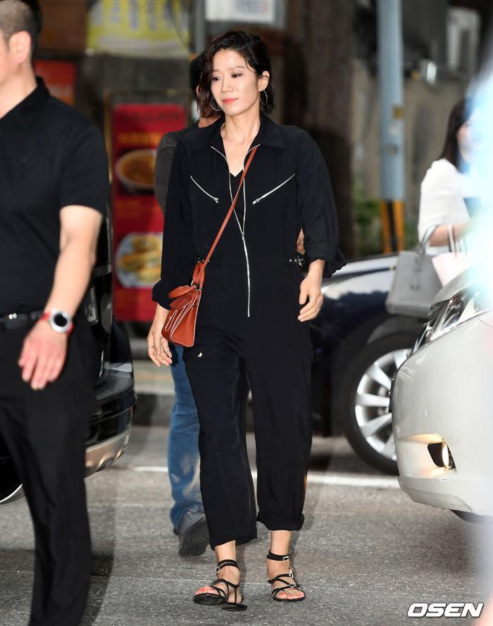 Nữ diễn viên quyền lực - Jeon Hye Jin.