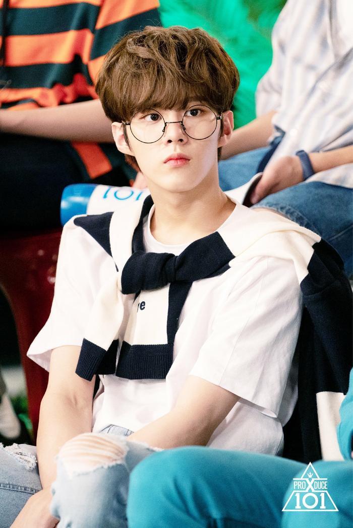 Kim Woo Seok.