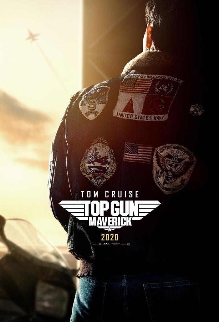 'Top Gun: Maverick' tung trailer và poster: Gay cấn đến nghẹt thở cùng sự trở lại của Tom Cruise ảnh 0