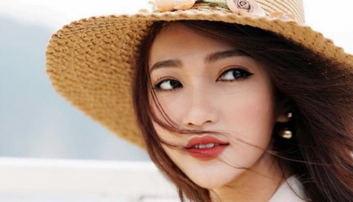 Bạn gái Phan Văn Đức từng là Top Hoa hậu Hoàn vũ Việt Nam.
