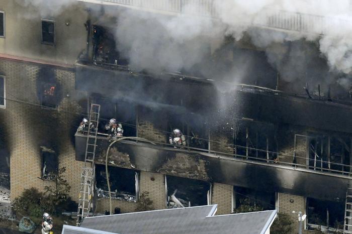 33 người đã chết trong vụ hỏa hoạn.