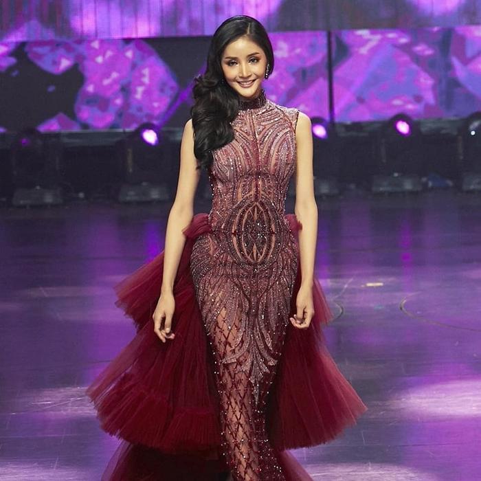 Miss Tiffany's Universe nhận được sự ủng hộ nhiệt liệt từ quỹ HIV-AIDS Hoàng gia Thái Lan.