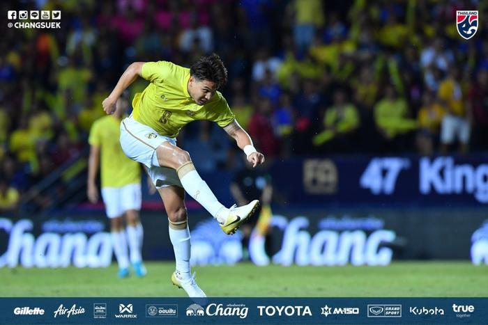 ĐT Thái Lan đã có 2 lần lọt vào vòng loại cuối các kỳ World Cup.