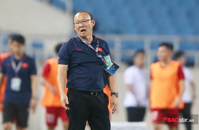 Thầy trò HLV Park Hang Seo cần ghi nhớ những bài học trong lịch sử, trái sai số ở vòng loại World Cup 2022.