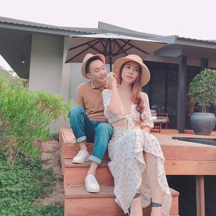 Trước ngày cưới chính thức, Cường Đô la hé lộ đoạn clip đầy ngọt ngào cùng với Đàm Thu Trang ảnh 0