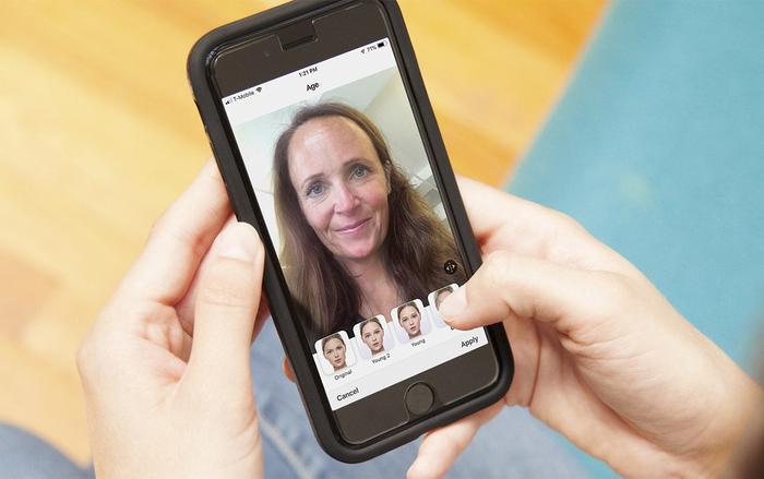 Dù sở hữu nhiều tính năng hay ho nhưng FaceApp lại tồn tại những nguy cơ bảo mật nguy hiểm. (Ảnh: Refinery29)