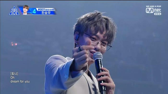 Chung kết PRODUCE X 101: Trùm cuối Hạng X chính thức thuộc về Lee Eunsang ảnh 88
