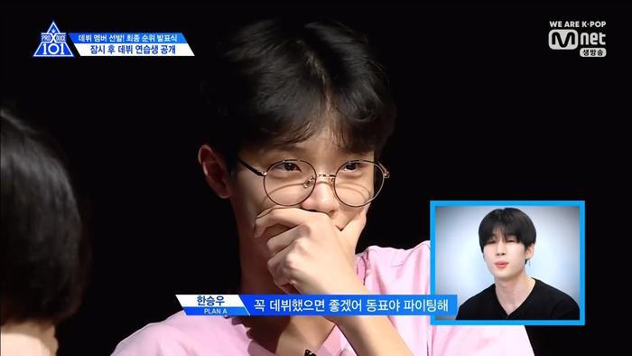 Chung kết PRODUCE X 101: Trùm cuối Hạng X chính thức thuộc về Lee Eunsang ảnh 92