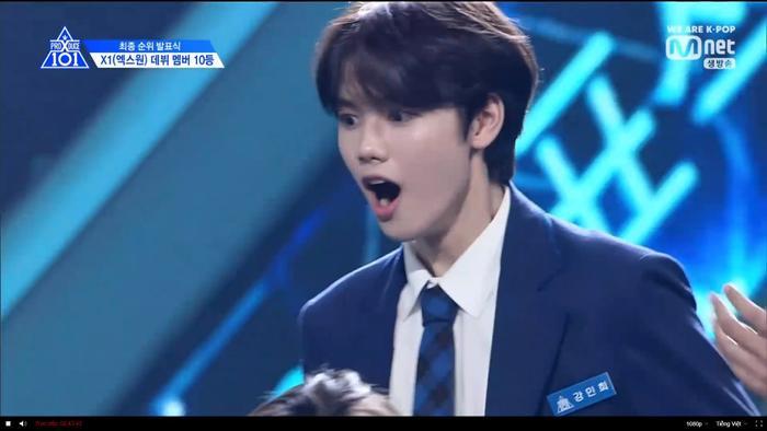 Chung kết PRODUCE X 101: Trùm cuối Hạng X chính thức thuộc về Lee Eunsang ảnh 99