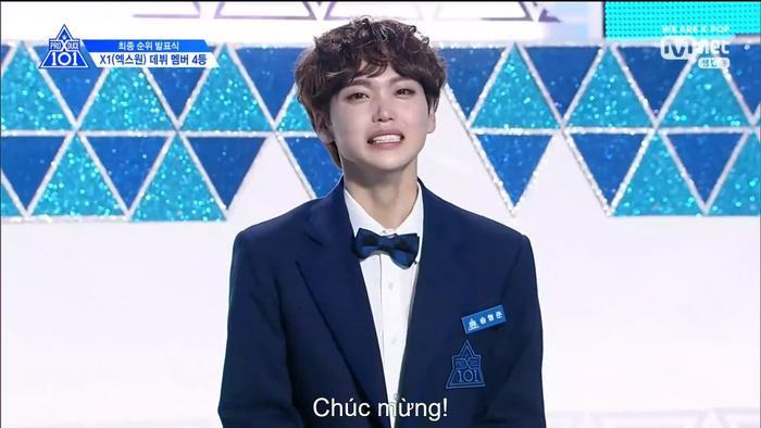 Chung kết PRODUCE X 101: Trùm cuối Hạng X chính thức thuộc về Lee Eunsang ảnh 126