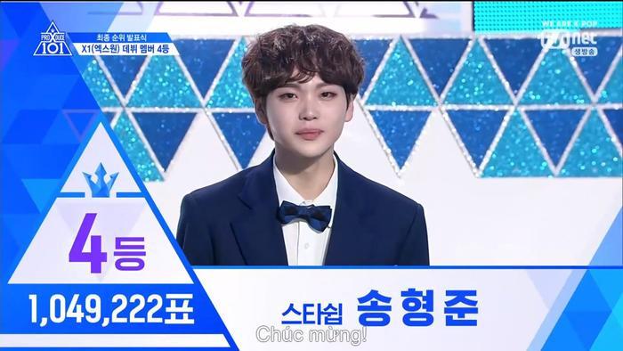 Chung kết PRODUCE X 101: Trùm cuối Hạng X chính thức thuộc về Lee Eunsang ảnh 127