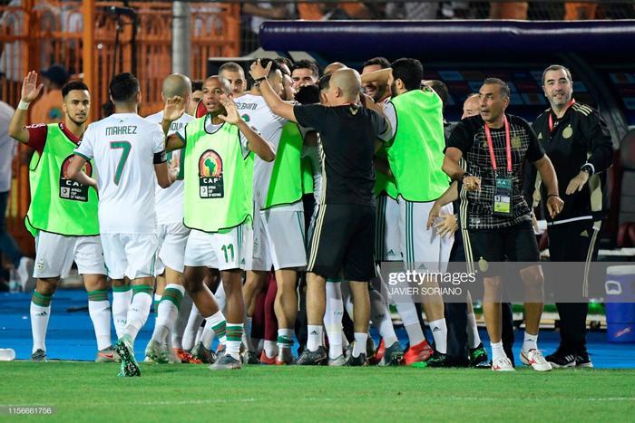 Giành thắng lợi tối thiểu 1-0, bóng đáAlgeria có lần thứ 2 trong lịch sử vô địch CAN. Lần gần nhất họ làm được điều này là vào năm 1990.