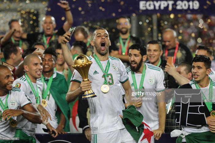 Algeria vỡ oà sung sướng khi vô địch CAN sau 30 năm chờ đợi ảnh 13