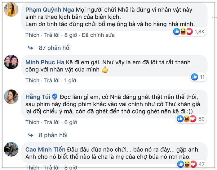 Bị anti fans lôi cả bố mẹ ra chửi và thi nhau bodyshaming, Quỳnh Nga phải lên tiếng trên trang cá nhân ảnh 6