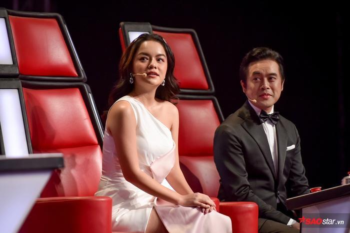 """Phạm Quỳnh Anh - Dương Khắc Linh """"tuyên chiến"""" với đội hoàng gia để có được những thí sinh sáng giá nhất."""