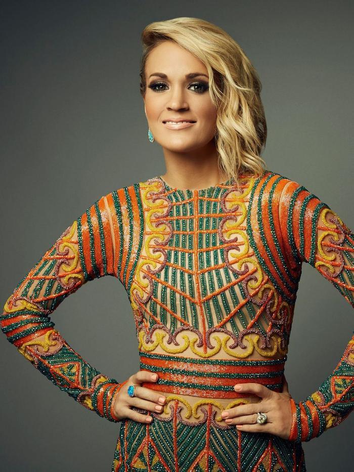 Nữ ca sĩ Carrie Underwood cũng ăn chay nhưng không liên tục. Cô đã tạm ngừng từ khi mang thai và cho đến nay, nữ ca sĩ không ăn chay liên tục như lúc trước nữa.