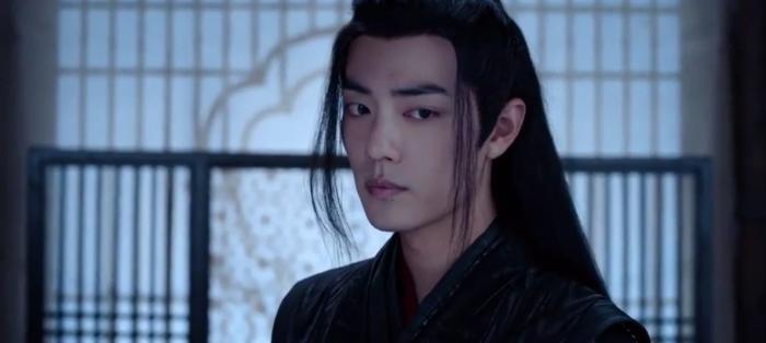 Ánh mắt buồn của Ngụy Vô Tiện khi Lam Vong Cơ rời đi