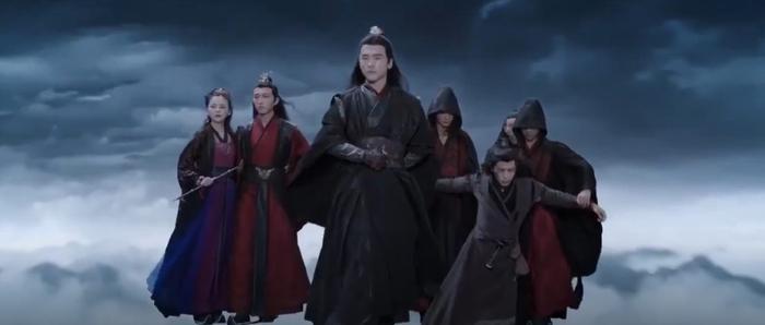 Ôn Triều quyết định vứt Ngụy Anh xuống Loạn Táng Cương cho hồn phi phách tán