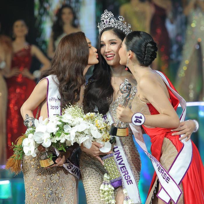 Cận cảnh nhan sắc Tân Hoa hậu Chuyển giới Thái Lan 2019: Gương mặt nữ thần, thân hình siêu mẫu! ảnh 4