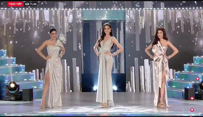 Top 3 chung cuộc Hoa hậu Chuyển giới Thái Lan 2019.