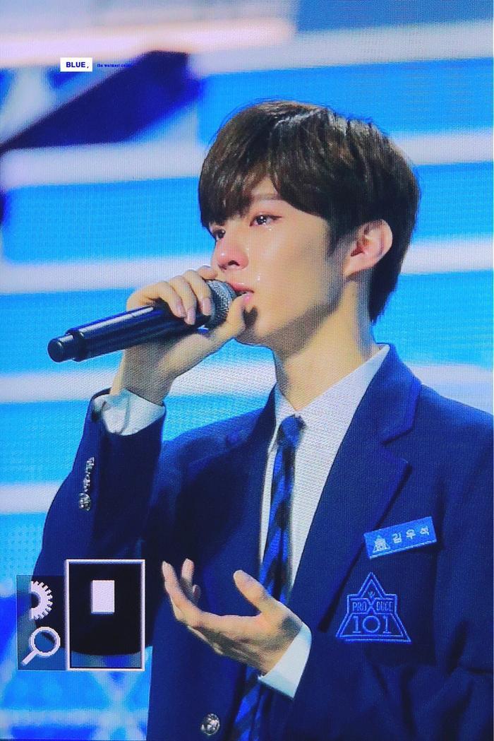 Knet nói về việc Mnet thao túng kết quả 'Produce X 101': Kim Woo Seok là quán quân, Lee Jin Hyuk - Kim Min Kyu được debut