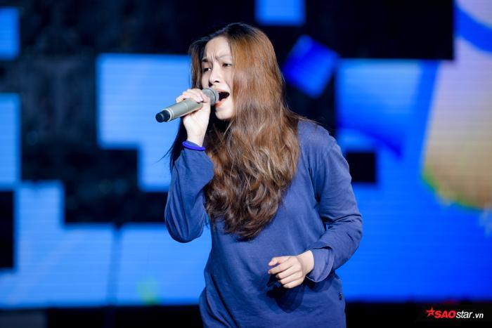Bích Tuyết sẽ biểu diễn ca khúc tự sáng tác trong đêm Chung kết.