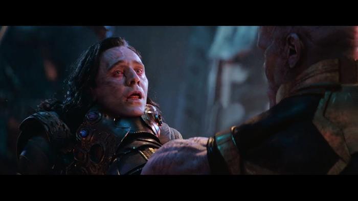 Loki trong hiện tại đã bị Thanos giết ở sự kiện Infinity War.