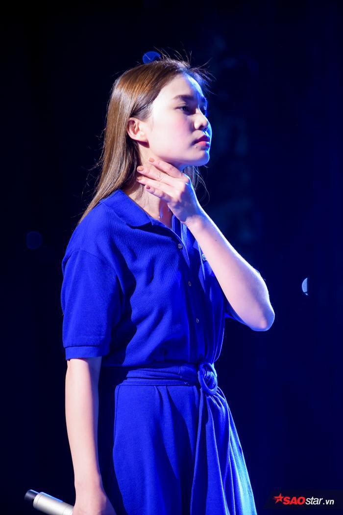 The Voice 2019: Giang Hồng Ngọc nhắn nhủ Hoàng Đức Thịnh Đơn giản nhưng phải tạo nên sự khác biệt ảnh 3