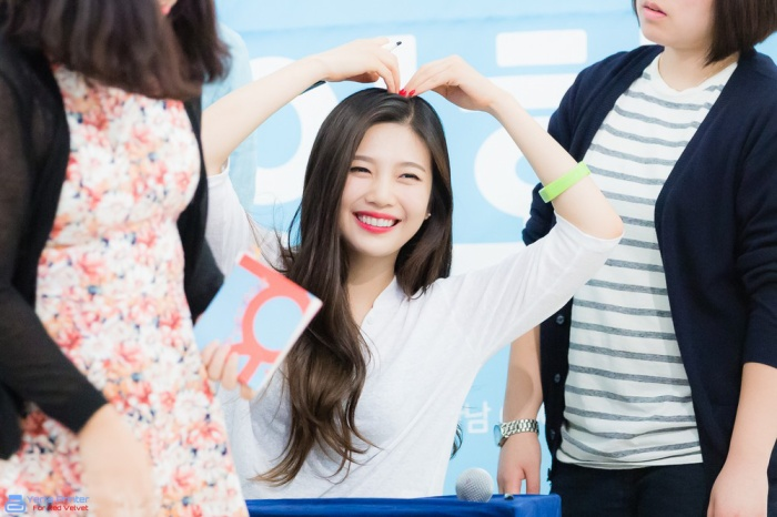 Joy của Red Velvet