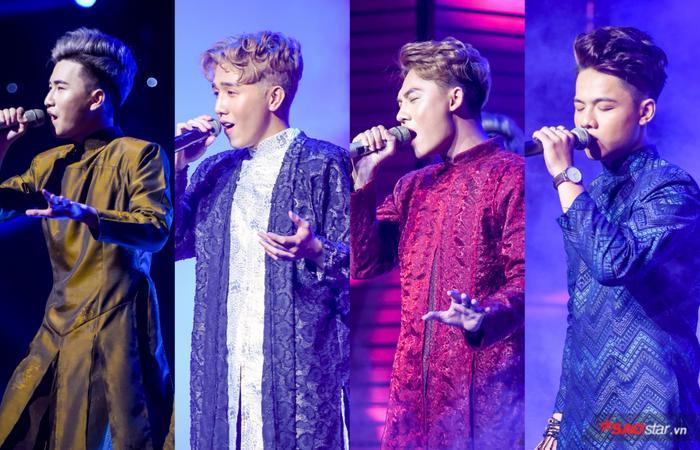 Bị chê thiếu thực lực, Dominix hát ca khúc quán quân Trên đỉnh phù vân chinh phục fan The Voice 2019 ảnh 3