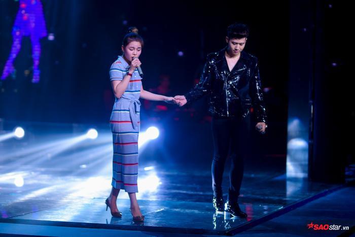 Trước giờ G chung kết: Bích Tuyết  ERIK diện outfit siêu ngầu, Lâm Bảo Ngọc hát túy ca ngả nghiêng cùng Hà Lê? ảnh 1
