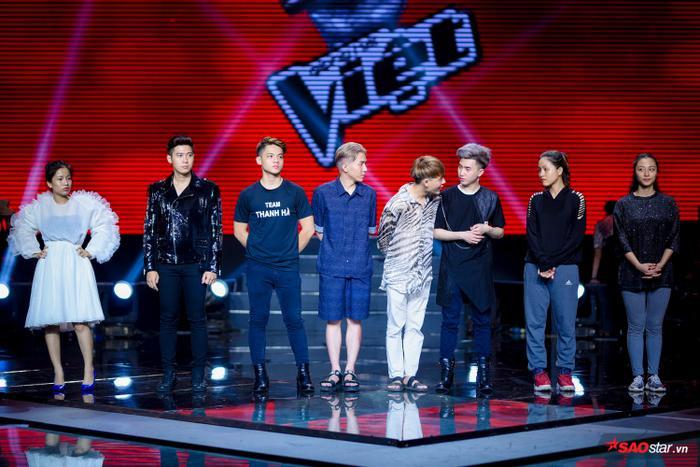 Các thí sinh đã chuẩn bị sẵn sàng cho đêm chung kết The Voice 2019.
