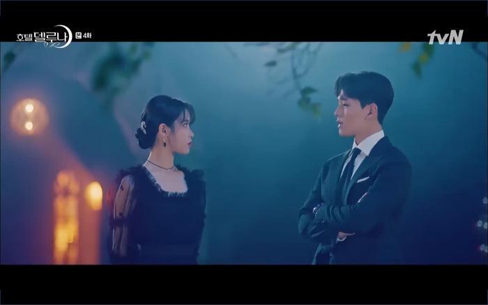Man Wol tin là sự trêu đùa của thần linh chứ không tin Chan Sung là chàng thị vệ đã đầu thai.