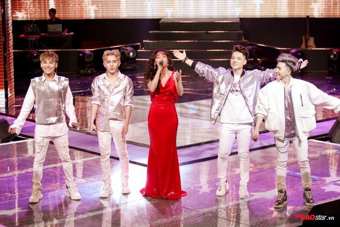 HOT: Hoàng Đức Thịnh  Team Tuấn Ngọc đăng quang quán quân The Voice 2019! ảnh 31