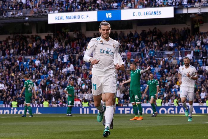 Bale sắp rời Real Madrid.