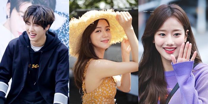 Cẩn thận 15 idols Kpop sau sẽ 'hạ gục' các fan với nụ cười hình trái tim trên môi! ảnh 0