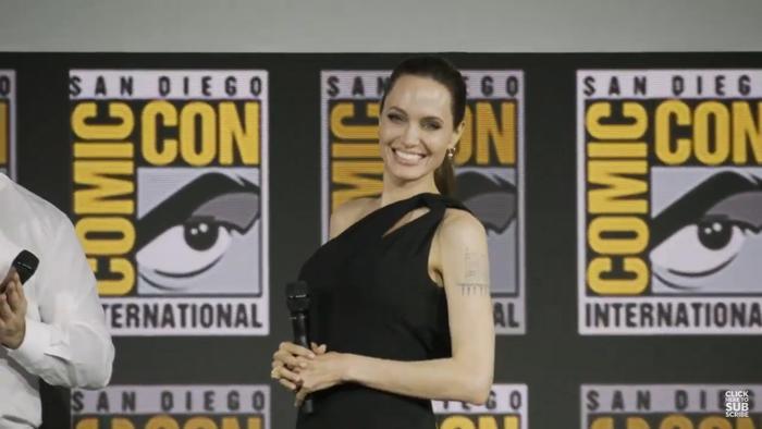 Angelina Jolie cũng sẽ góp mặt trong The Eternals.
