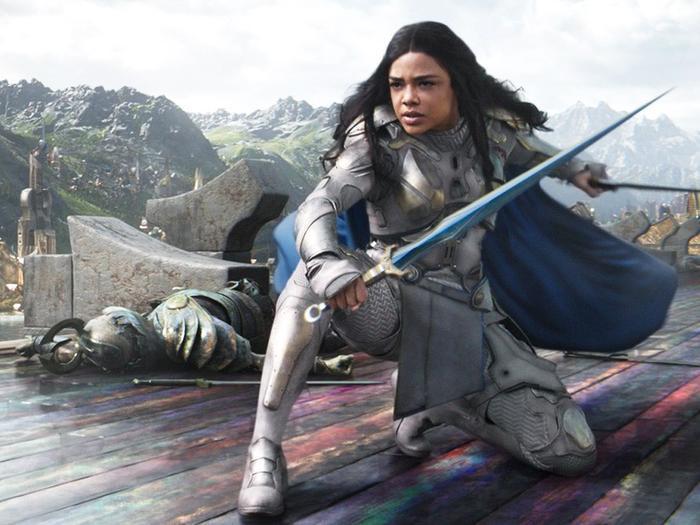 Valkyrie sẽ đi tìm nữ hoàng của lòng mình.