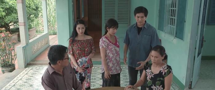 Tập 1 phim 'Bán chồng': Mở đầu trái ngang với mối tình muôn vàn ngã rẽ giữa chị dâu – em chồng
