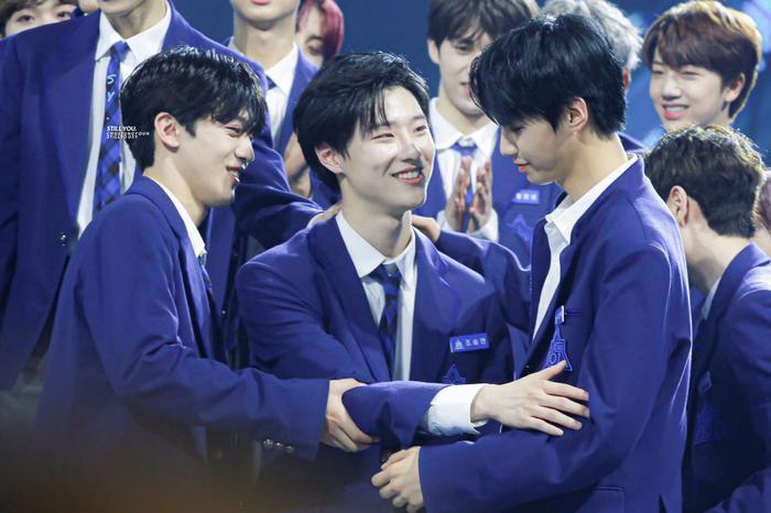 100 khoảnh khắc khóc cạn nước mắt của các thực tập sinh tại đêm chung kết Produce X 101 ảnh 29